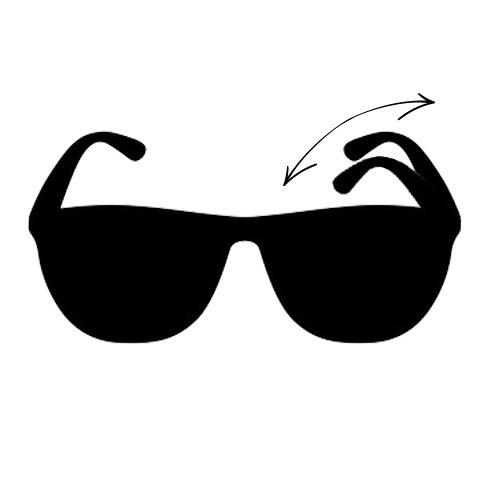 DELAYON Eyewear Venture Sunglass H2O Series Grilamid Frame